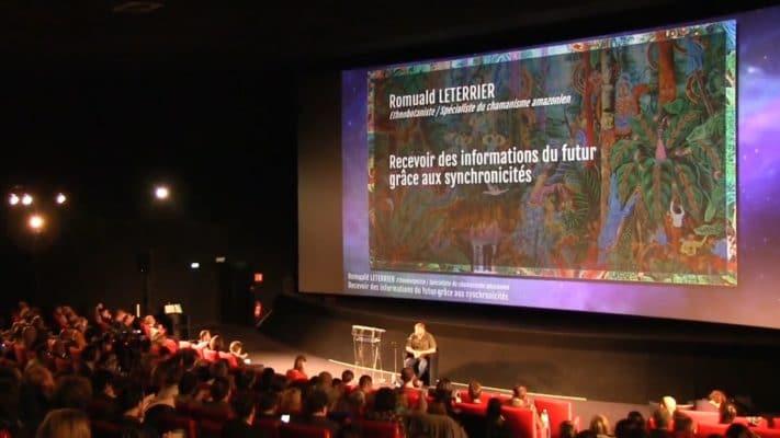 Romuald LETERRIER – Recevoir des informations du futur grâce aux synchronicités – Vimeo thumbnail