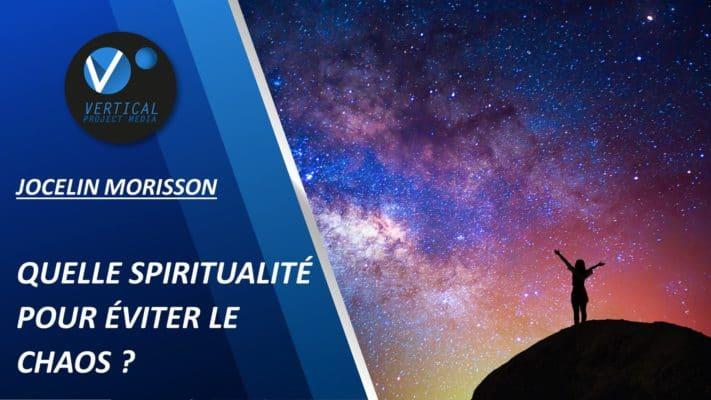 Interview de Jocelin Morisson : «Quelle spiritualité pour éviter au chaos ?» – Vimeo thumbnail