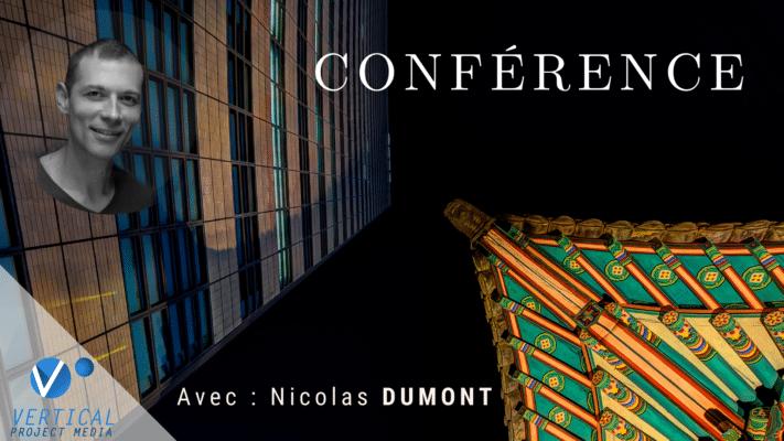 Nicolas DUMONT Quand la Modernité rencontre la Tradition