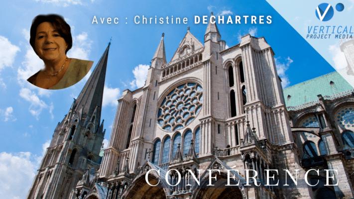 Christine De Chartres Symbolique alchimique de la cathédrale de Chartres