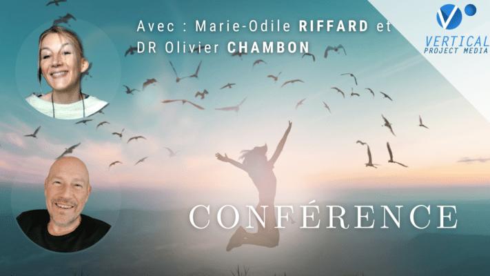 Marie-Odile RIFFARD & DR Olivier CHAMBON Corps on a ! Vers un retour à soi