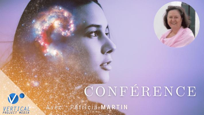 Propos sur les Etats Modifiés de Conscience – Patricia Martin