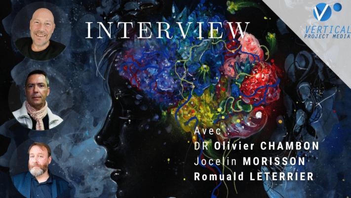 Dr Olivier CHAMBON, Jocelin Morisson & Romuald LETERRIER La révolution psychédélique