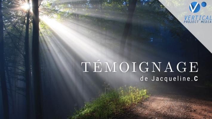 Transmission de facultés extraordinaires – Témoignage de Jacqueline.C