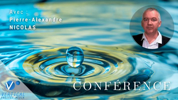Les Secrets de l'eau – De l'eau Sacrée à l'eau vivante – Pierre-Alexandre NICOLAS