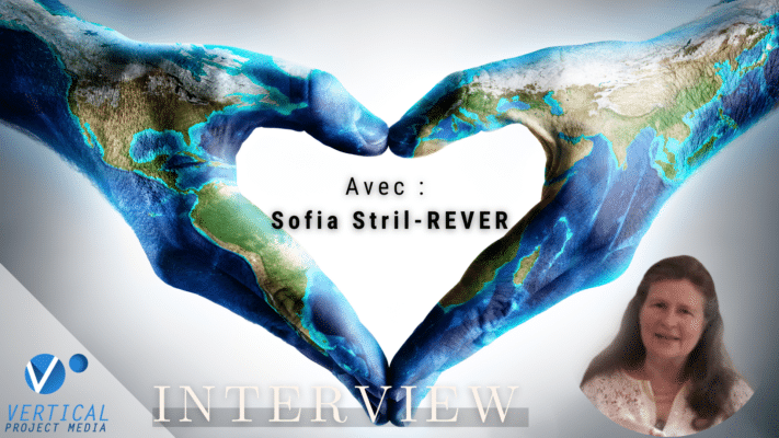 Sofia Stril-REVER L'urgence d'aimer – Pour un éveil et une guérison du monde !