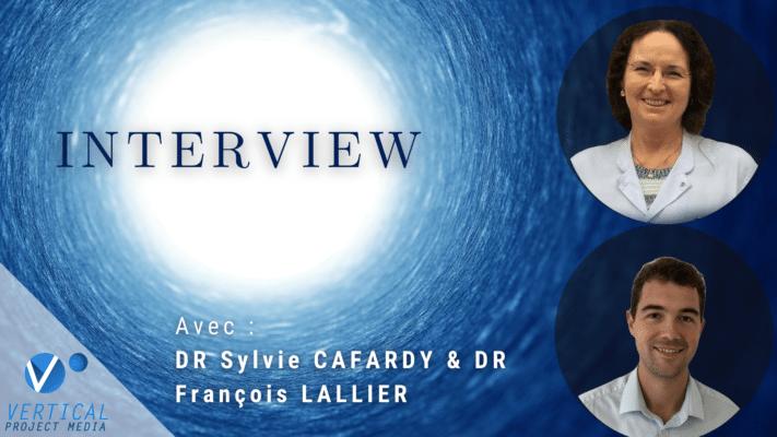 Les EMI avec DR Sylvie CAFARDY & DR François LALLIER – Animé par Jocelin MORISSON