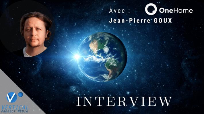 Jean-Pierre GOUX La Terre vue de l'espace – Une vision pour changer le monde