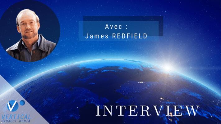 James REDFIELD, auteur du best-seller : La prophétie des Andes