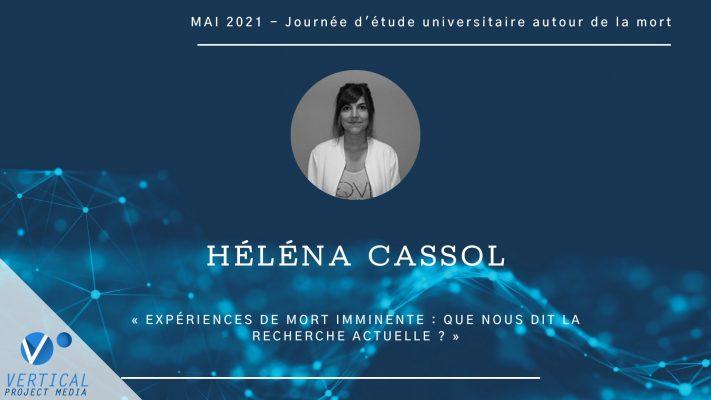 Helena Cassol : Expériences de mort imminente : que nous dit la recherche actuelle ? – Vimeo thumbnail