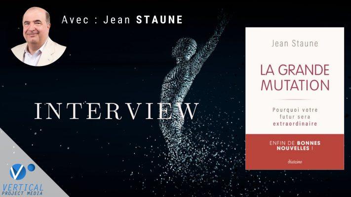 Jean STAUNE :  La grande mutation – Pourquoi votre futur sera extraordinaire ? – Vimeo thumbnail