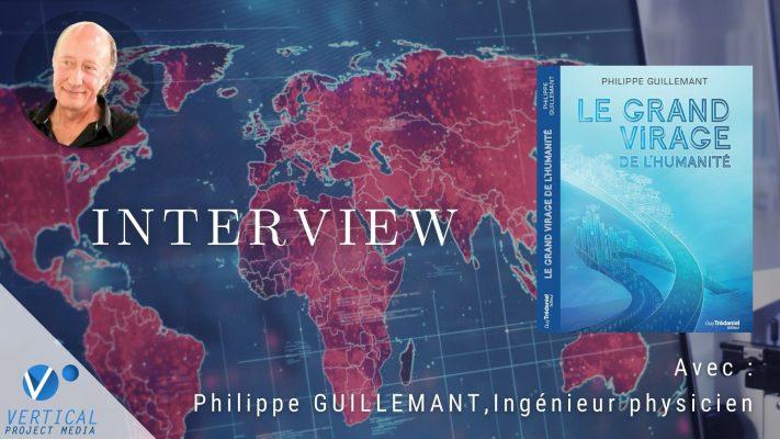Philippe GUILLEMANT: Le grand virage de l'humanité – De la déroute du transhumanisme à l'éveil de la conscience collective – Vimeo thumbnail