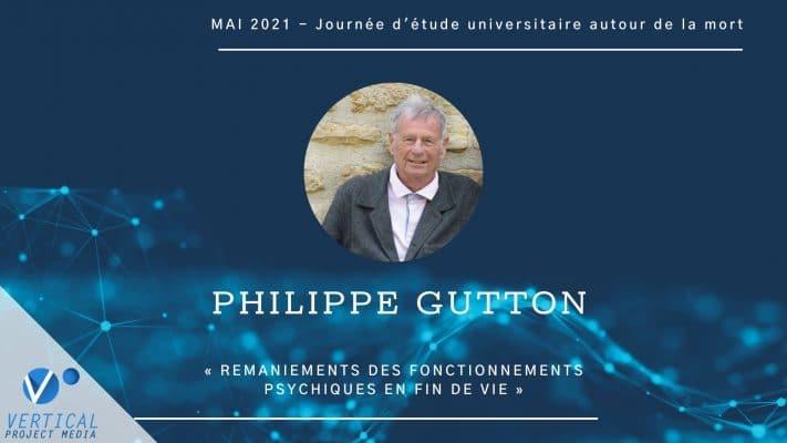 Philippe Gutton : Remaniements des fonctionnements psychiques en fin de vie – Vimeo thumbnail