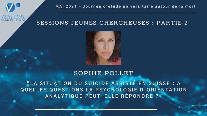 Sophie Pollet : La situation du suicide assisté en Suisse – Vimeo thumbnail