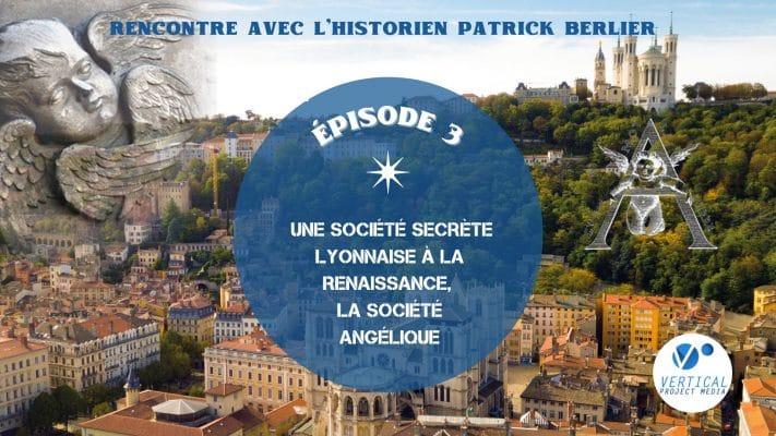 Ep3 : Une société secrète lyonnaise à la renaissance, la société angélique – Vimeo thumbnail