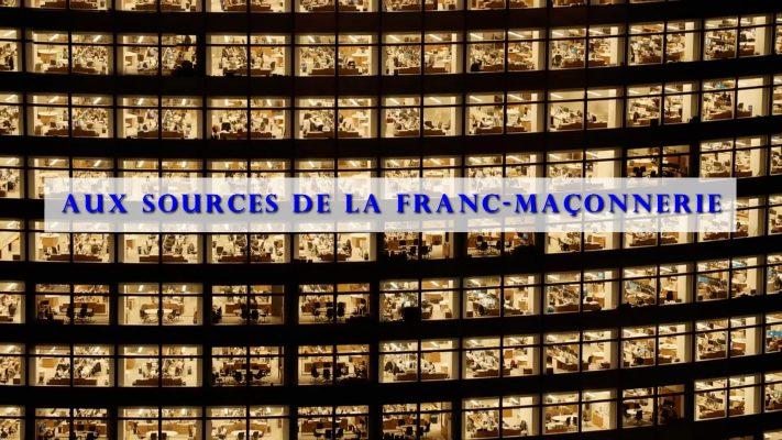 Aux sources de la Franc-Maçonnerie – Vimeo thumbnail
