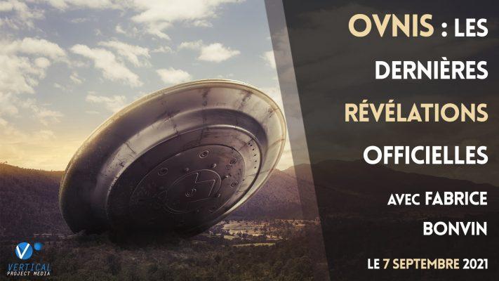 OVNIS : les dernières révélations officielles – Fabrice Bonvin – Vimeo thumbnail