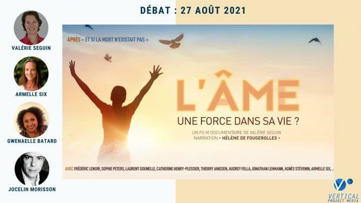 Débat sur l'Âme : Valérie Seguin, Armelle Six, Gwenaelle Batard & Jocelin Morisson – Vimeo thumbnail