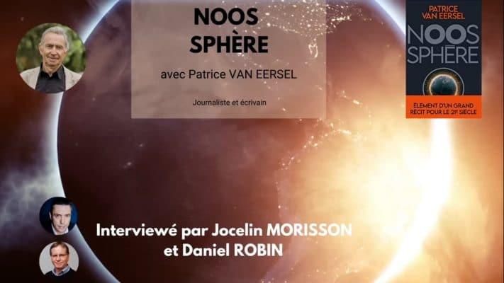 Noosphère – Patrice Van Eersel – ITW par Jocelin Morisson – Vimeo thumbnail